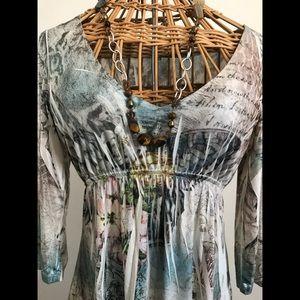 S-twelve artsy dress